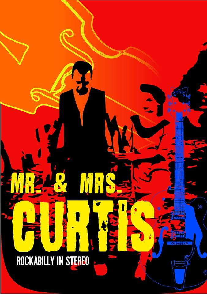 Mr. & Mrs. Curtis - Live Musik  - 28. Juni 2019